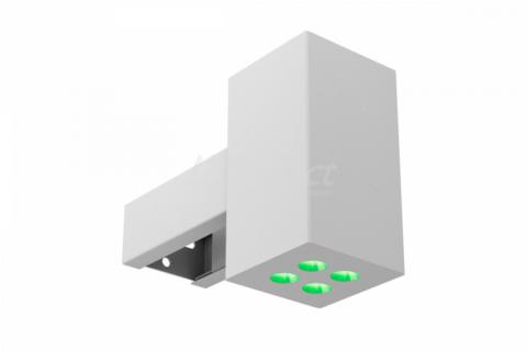 Кубик (зеленый)