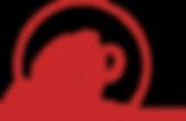 Красный мамонт. Логотип