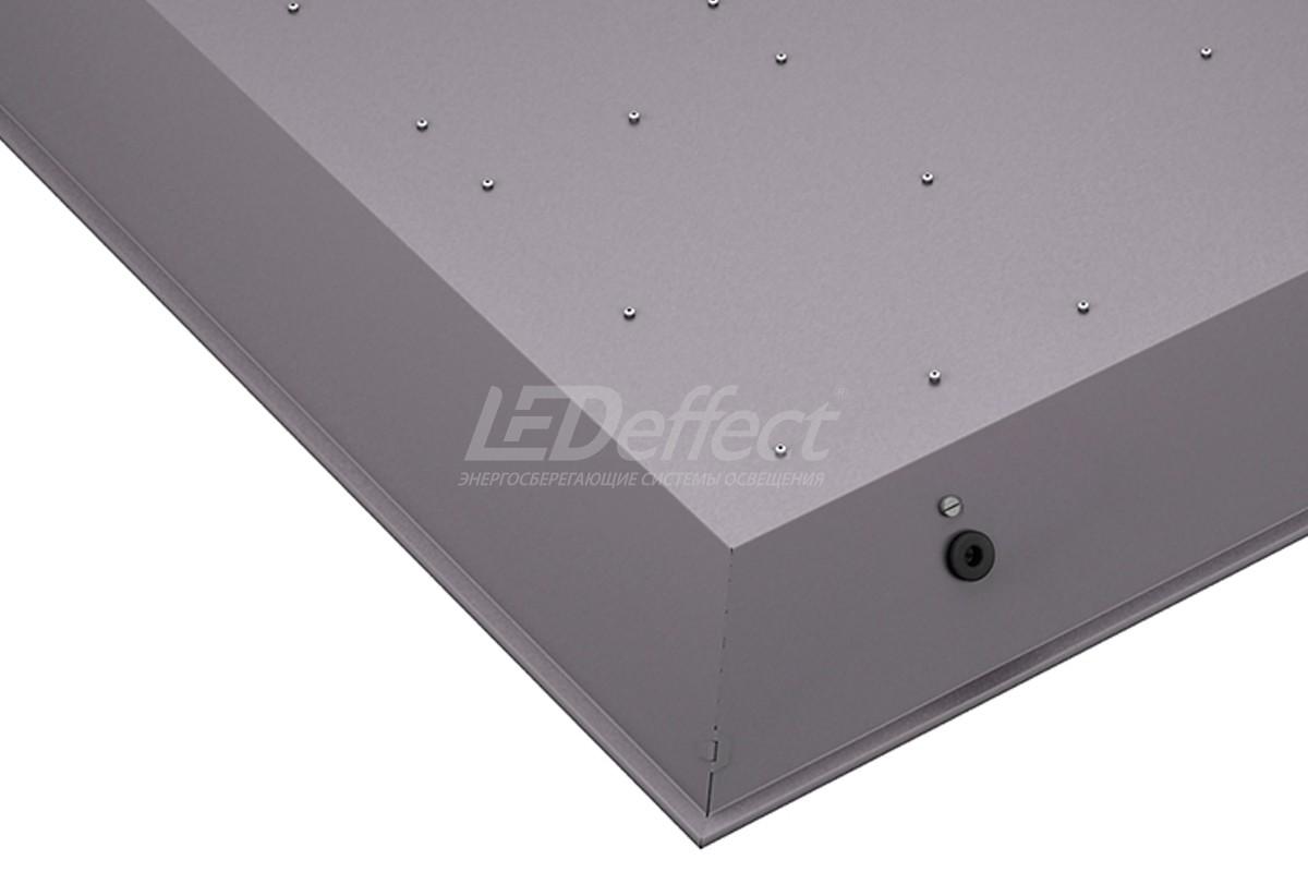 Металлический корпус прямоугольной формы