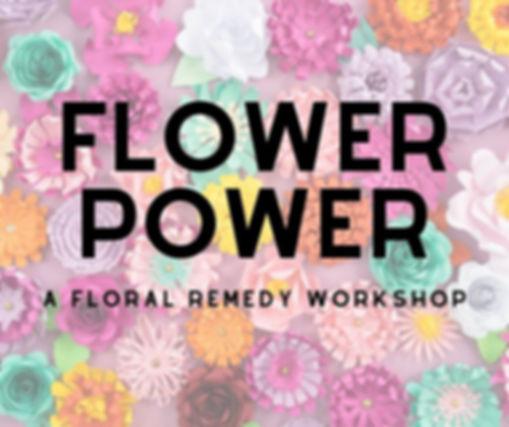 Flower Power - A Make & Take Floral Reme
