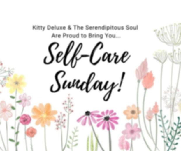 Celebrate Spring With Self-Care Sunday!.