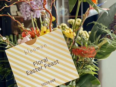 FLORAL EASTER FEAST • SISSY-BOY X BLOOMON