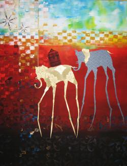 Dali's Elephants