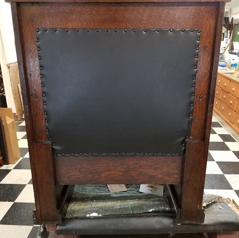 Masonic Chair (After)
