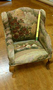 Miniature Wingback (After)