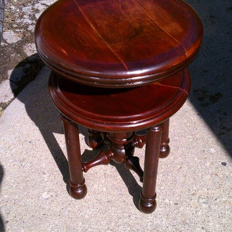 Piano Stool (After)