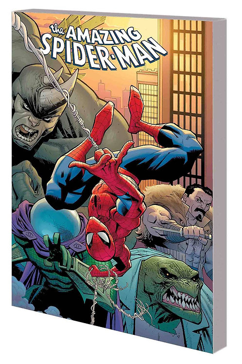 AMAZING SPIDER-MAN BY NICK SPENCER TP VOL 01
