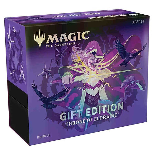 THRONE OF ELDRAINE GIFT EDITION  - BUNDLE