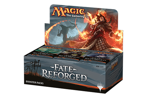 Fate Reforged - Booster Pack