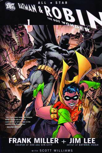 ALL STAR BATMAN AND ROBIN TP