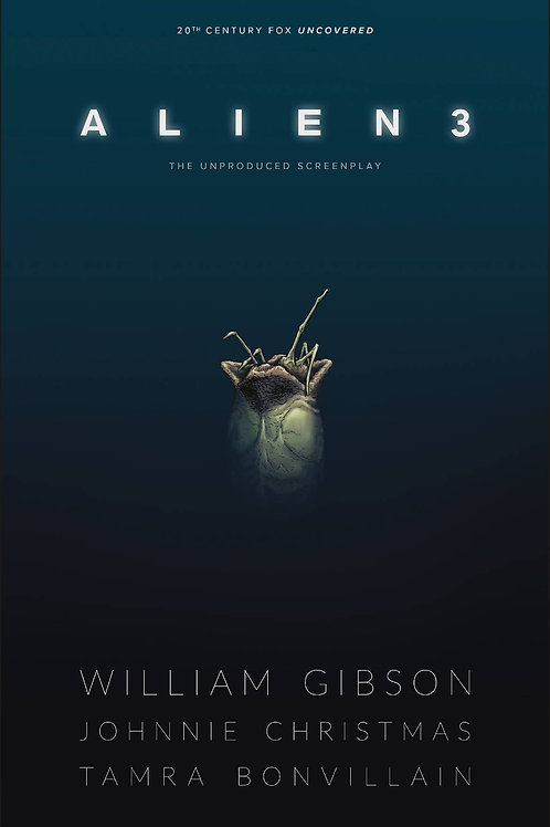 ALIEN 3 BY WILLIAM GIBSON HC