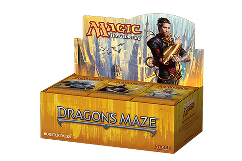 Dragon's Maze - Booster Pack