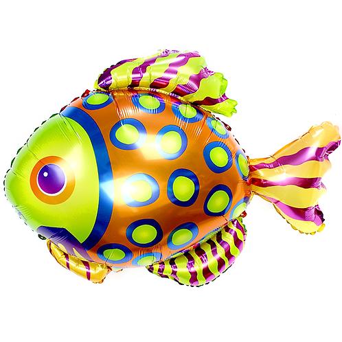 """Шар """"Рыба"""", 93 см"""