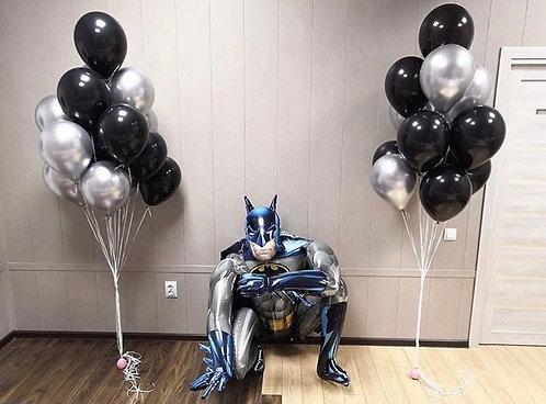 "Сет шаров ""Бэтмен"" №188"