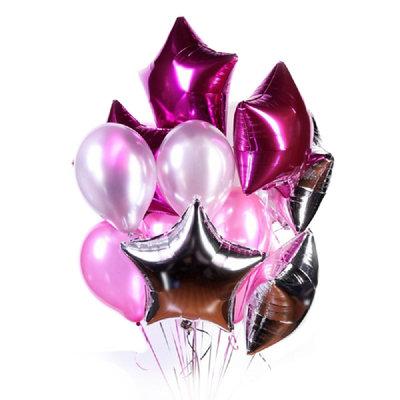 №56 Розовые звёзды
