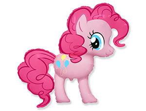 """Шар """"Пони розовый"""", 104см"""