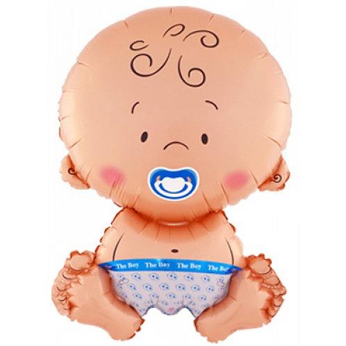 """Шар """"Малыш"""" (мальчик), 68 см"""