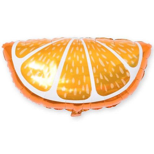 """Шар """"Долька апельсина"""", 66 см"""