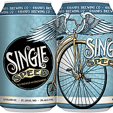 4 hands Brewery Single Speed