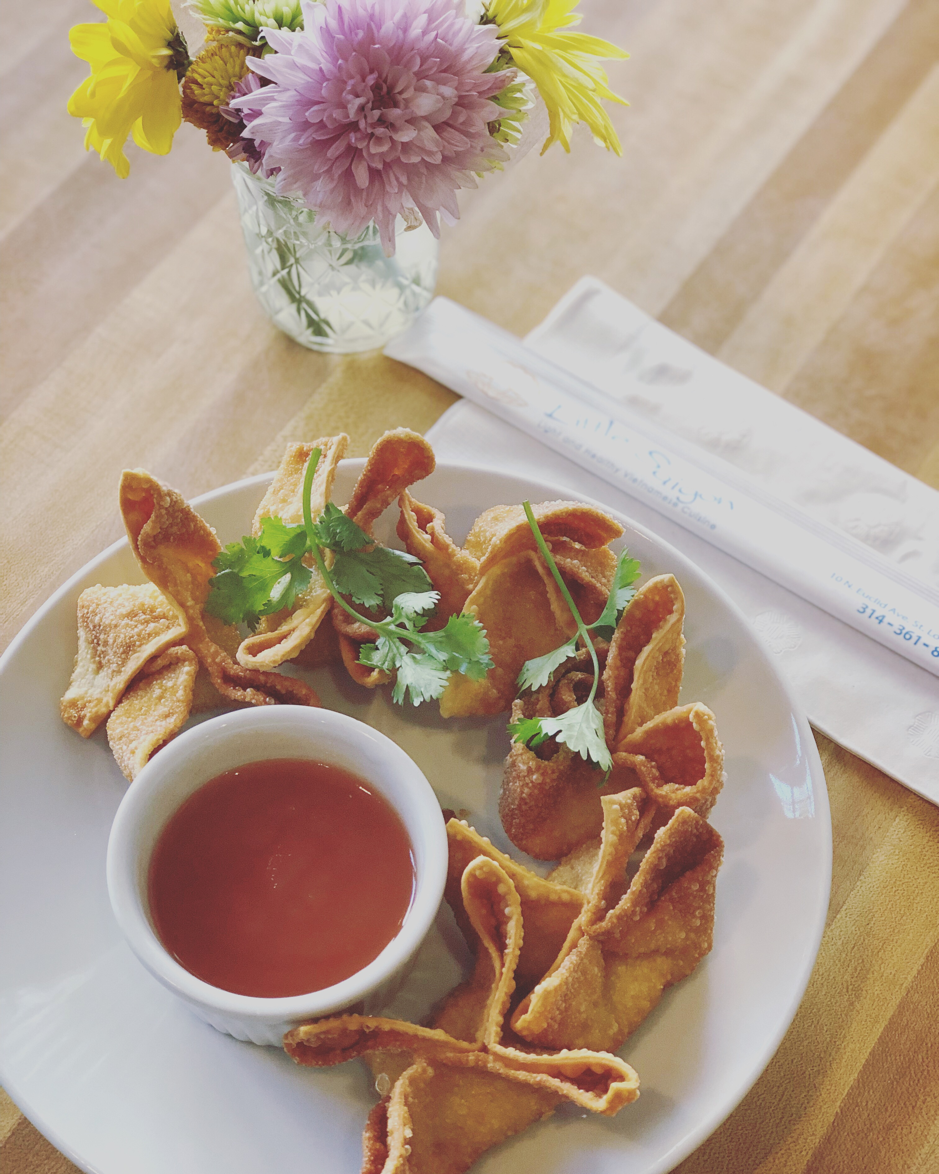 Special: Crab Rangoon