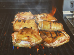 Grilled Ginger Chicken