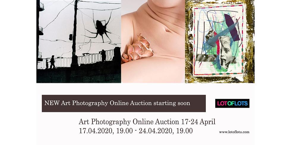 Art Photography Online Auction 17-24 April