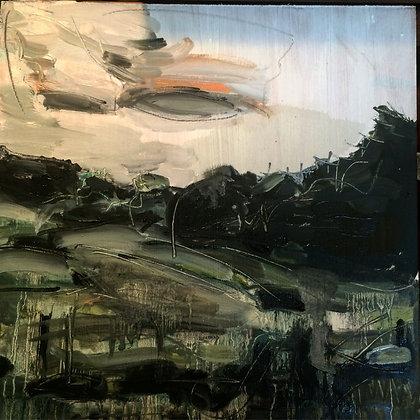 "Lenticular Clouds 16"" x 20"" Giclée Print"