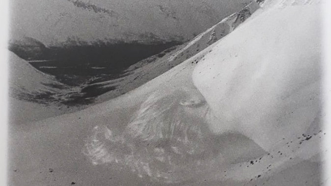 """Лавина (из серии """"Стать частью"""") Л. Хайкара 5/10"""