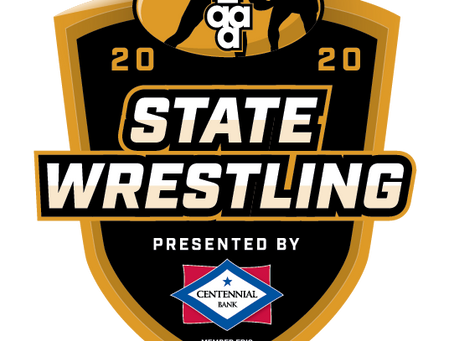 2020 Wrestling State Tournament Results