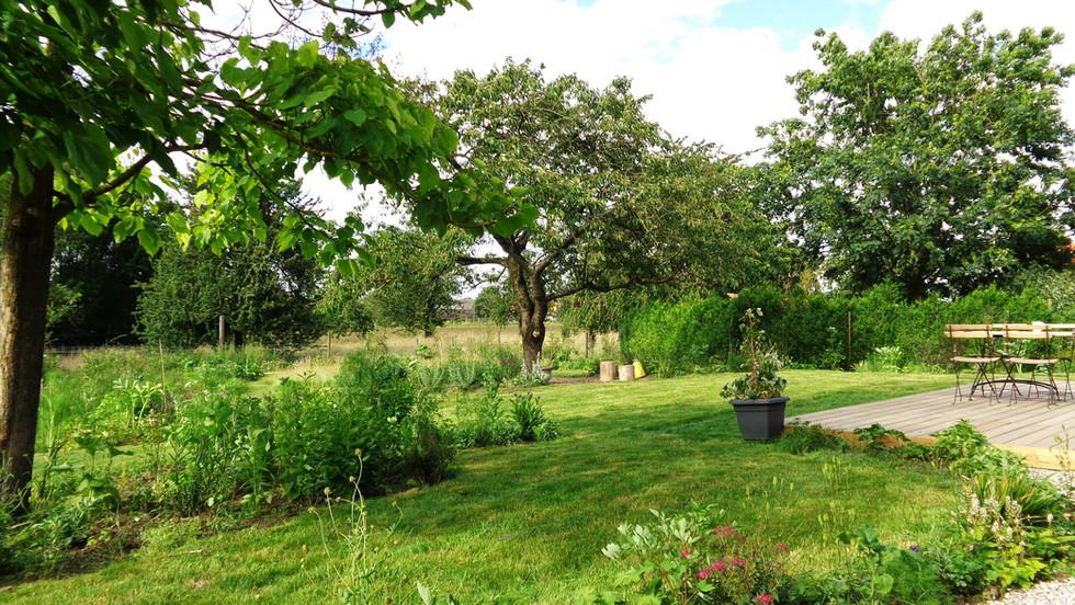 jardin en permaculture mons en pévèle