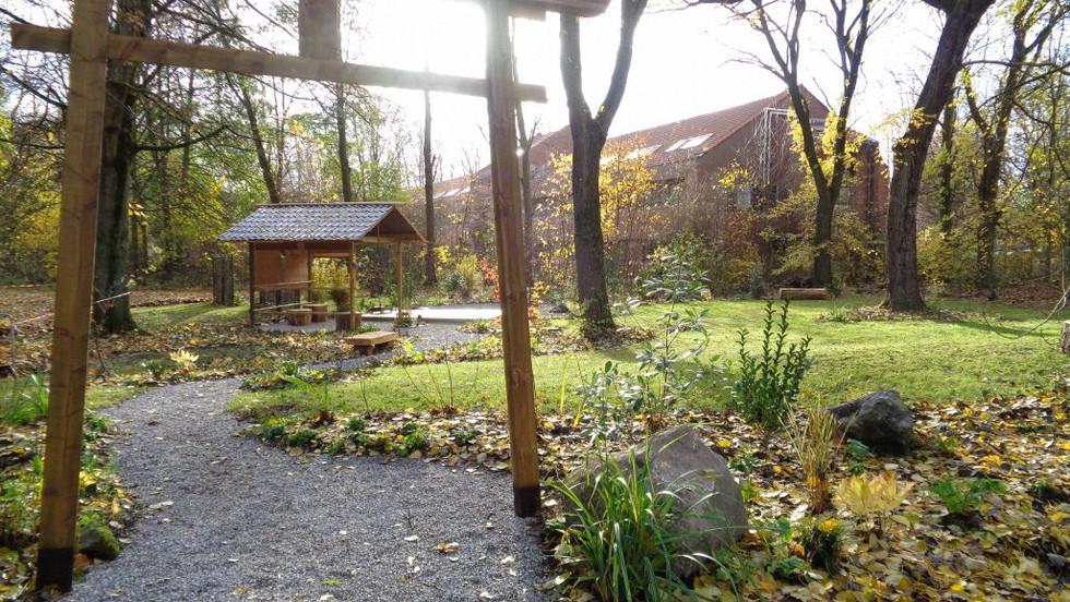 jardin japonais lille - villeneuve d'ascq