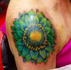 Katie Tattoo 9