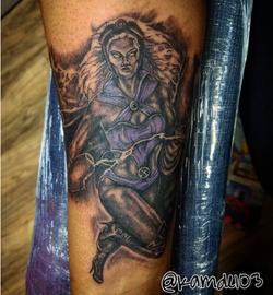 Katie Tattoo 4