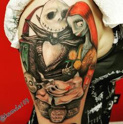 Katie Tattoo 13