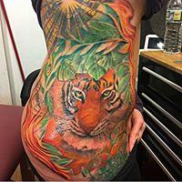 Tattoo by George 4
