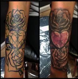Katie Tattoo 3