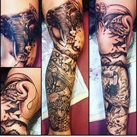 Tattoo by George 9