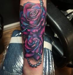 Katie Tattoo 5