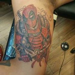 Tattoo by Len 2