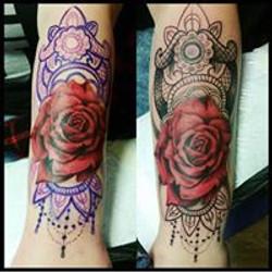 Tattoo by Katie 6