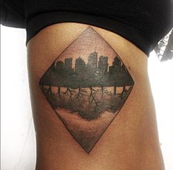 George Tattoo 2