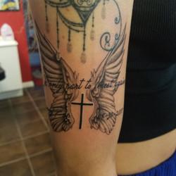 Katie Tattoo