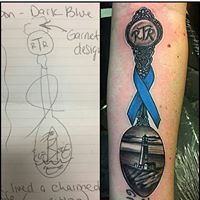 Tattoo by George 6