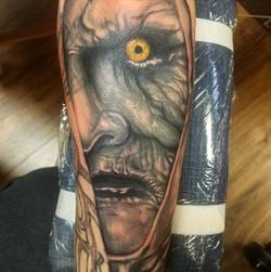 Katie Tattoo 7