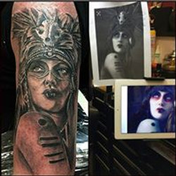 Tattoo by George 2