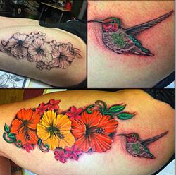 George Tattoo 8