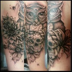 Katie Tattoo 11