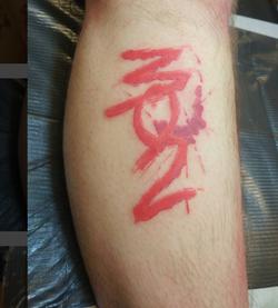 Len 302 Tattoo