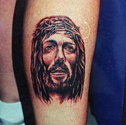 George Tattoo 5