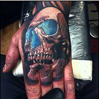 Tattoo by George 1